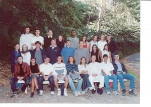 Classe 2000 - 2001