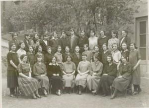 Classe 1922 - 1923