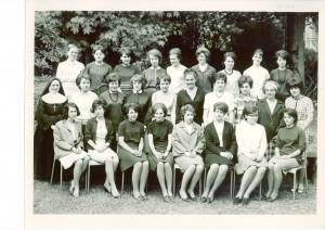Classe 1963 -- 1964