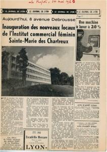 Article le progrès de 1966