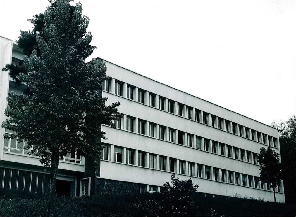 Les nouveaux locaux de l'ICOF dans le 5ème arrondissement de Lyon.