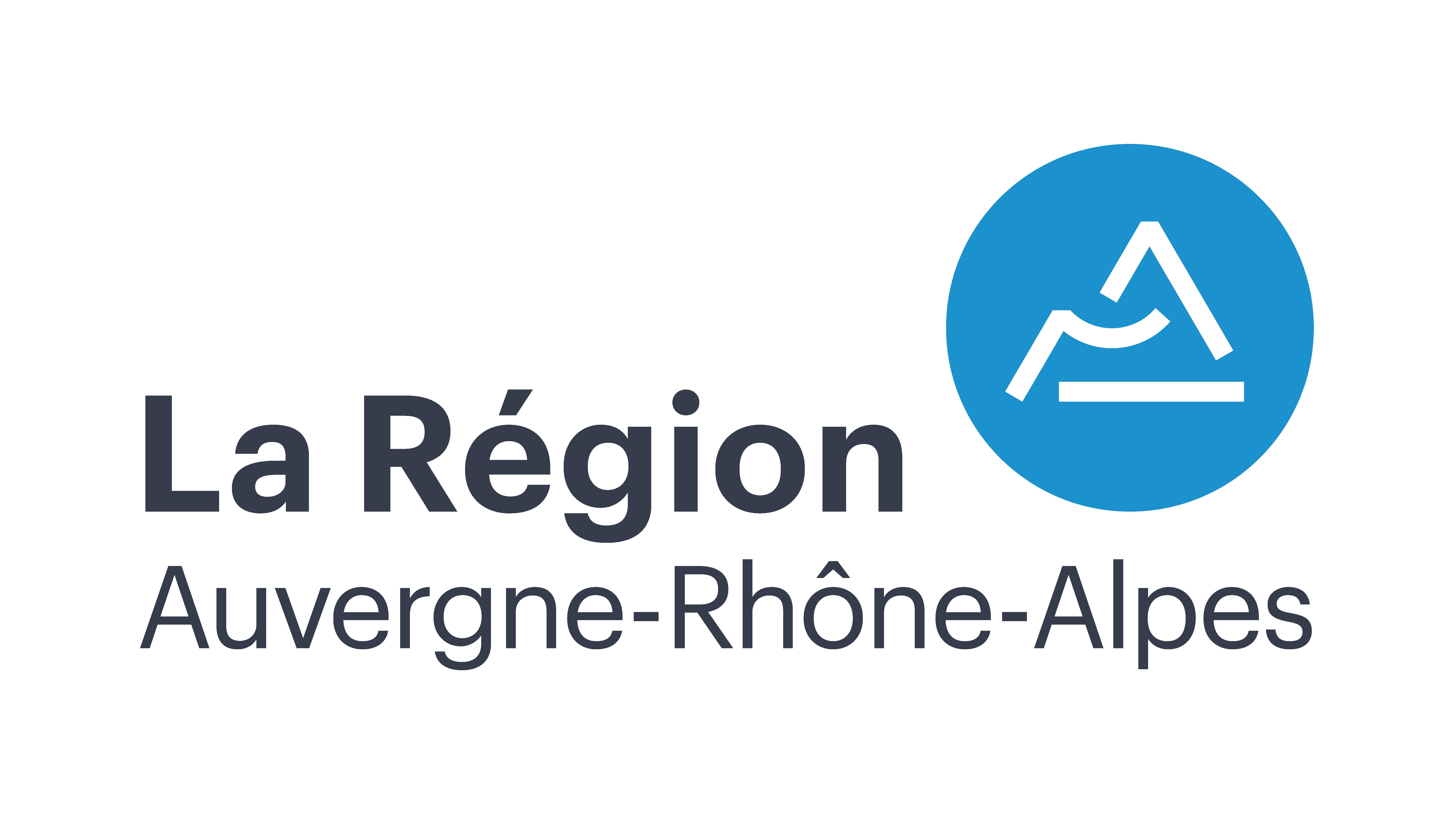 Région Rhone Alpes Auvergne